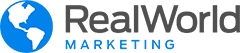 RealWorld Marketing Logo